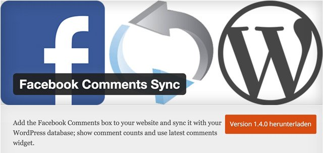 Facebook-Comments-Sync