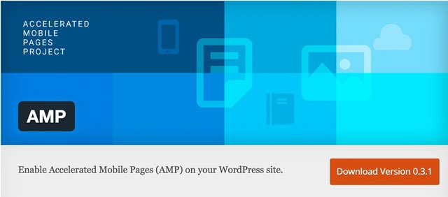 AMP Plugin für WordPress
