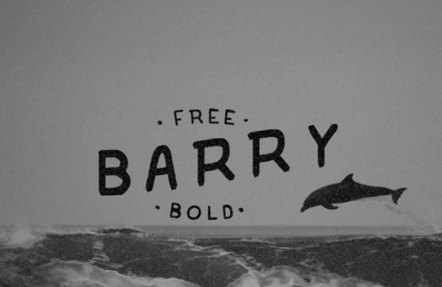 barry typeface