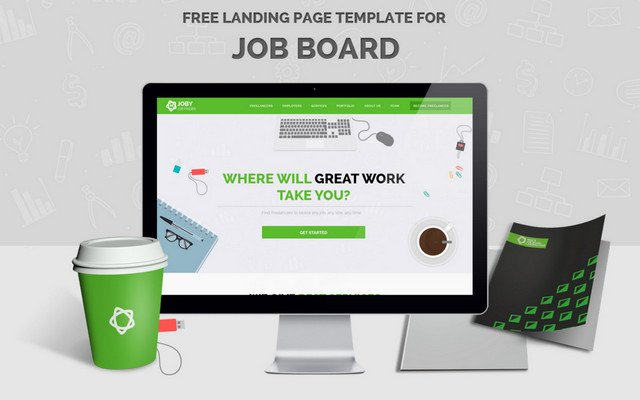 job board template