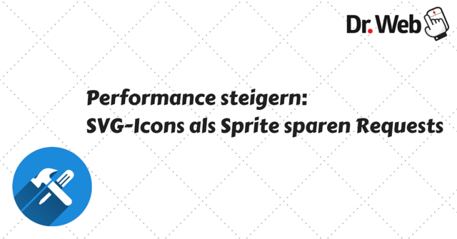Performance steigern: SVG-Icons als Sprite sparen Requests
