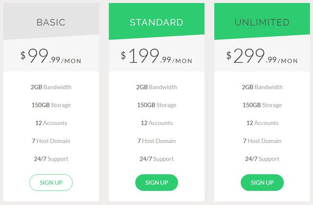 bootstrap-pricing-table