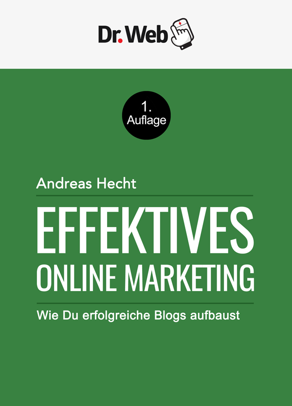 E-Book Effektives Online Marketing von Andreas Hecht