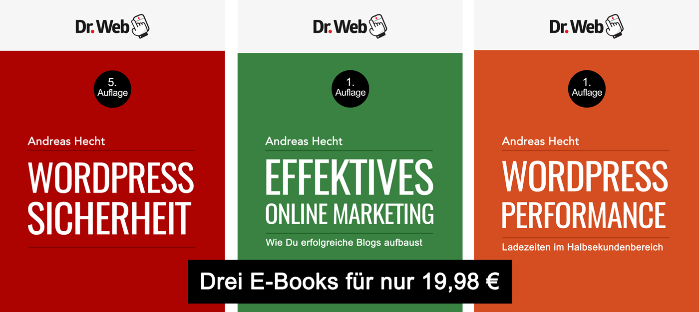 E-Book Bundle von Andreas Hecht