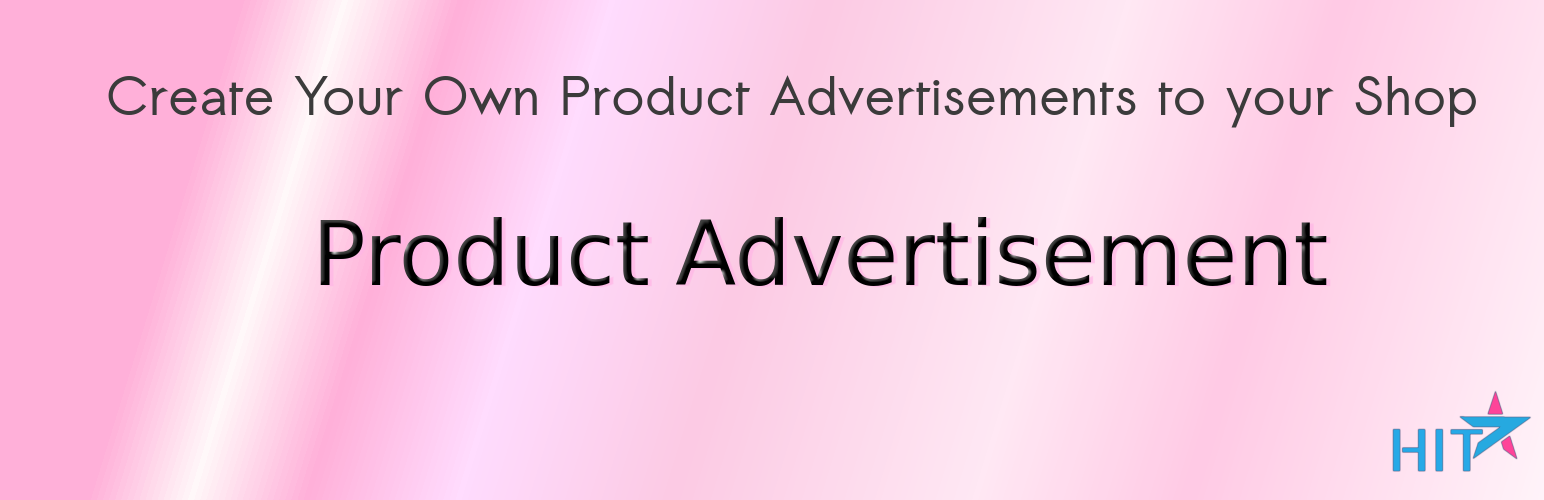 Product Advertisement Plugin WordPress