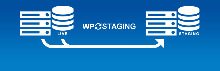 WP Staging – DB & File Duplicator & Migration