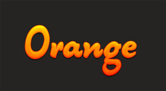 tangy-orange-text-effect
