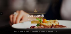 Bon Appetit: WordPress-Theme für Gastronomen
