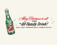 Vintage 7up Christmas (Zur Quelle)