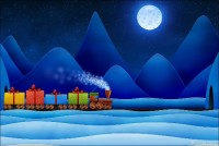 Christmas Train (Zur Quelle)