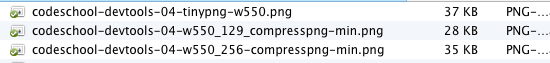 compress-vs-tiny-filesizes
