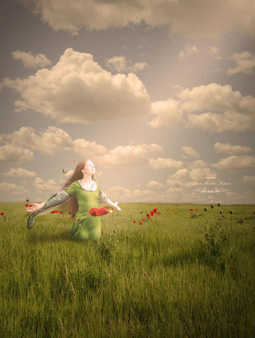 Create a Beautiful and Dramatic Scene With Photo Manipulations