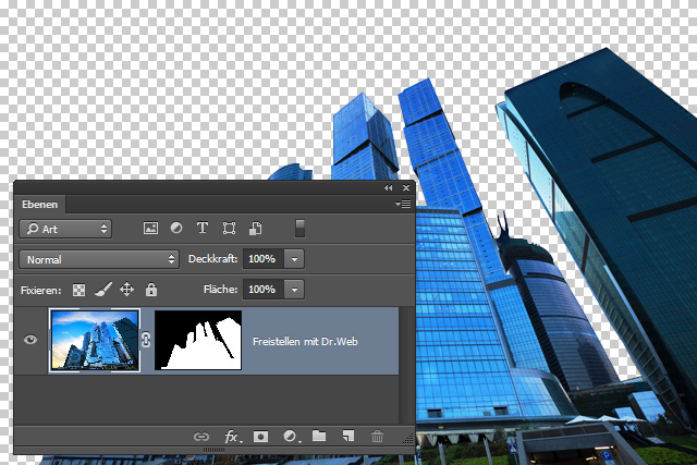 Photoshop-Tutorial: Perfektes Freistellen mit Pfaden