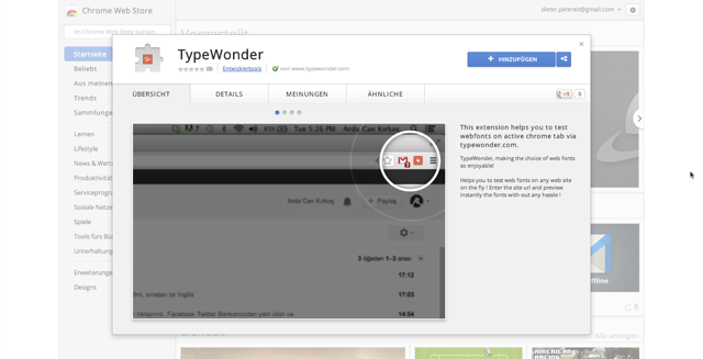 typewonder-chrome-extension