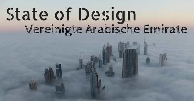 State of Design: Vereinigte Arabische Emirate