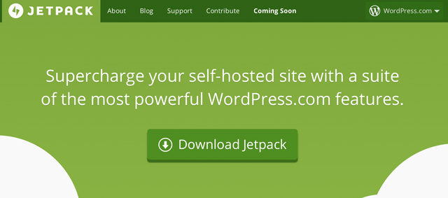 Das WordPress-Plugin Jetpack