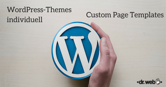 WordPress individuell