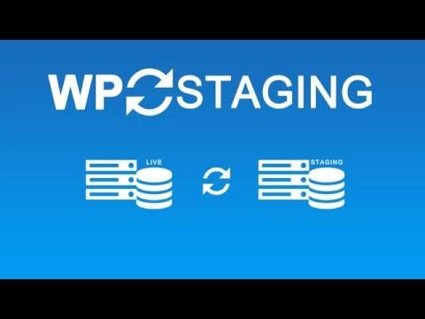 WP STAGING PRO - Quick Overview of new Database Migration Feature
