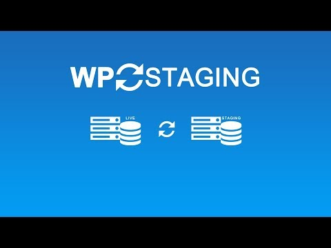 Clone WordPress to a Development Website with WP STAGING
