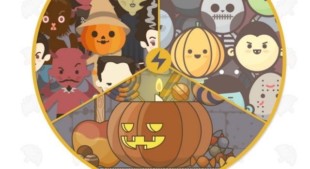 Interface Decorating Halloween Multipack