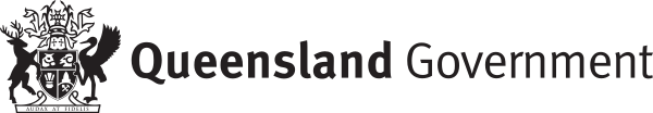 Logo von Queensland Government