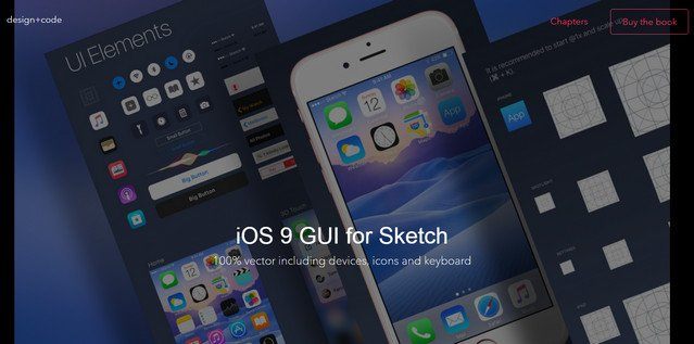 ios 9 for sketch