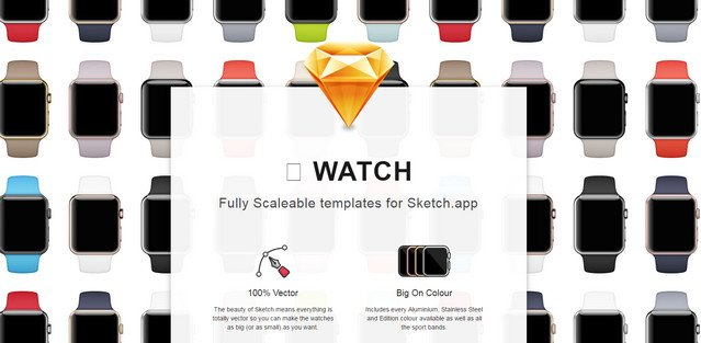 iwatch templates