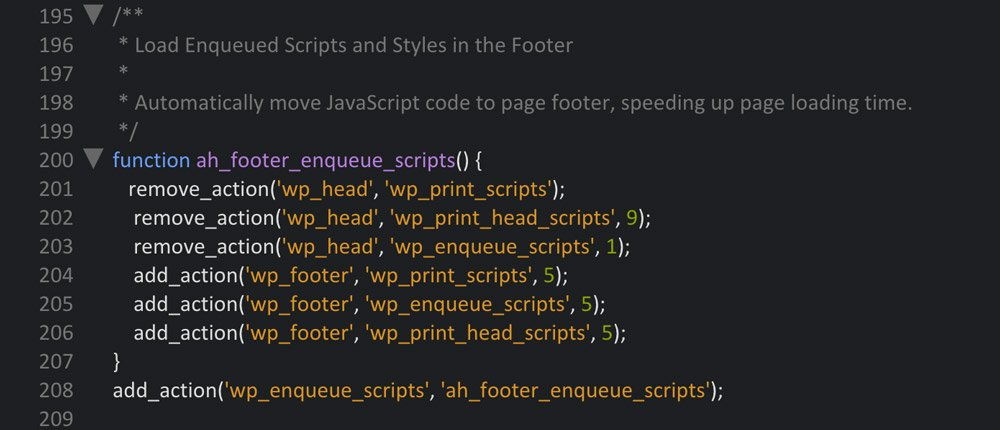 print-scripts-in-footer