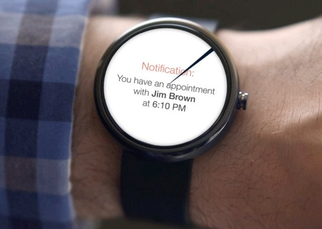 android wear gif