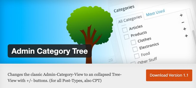 Admin-Category-Tree