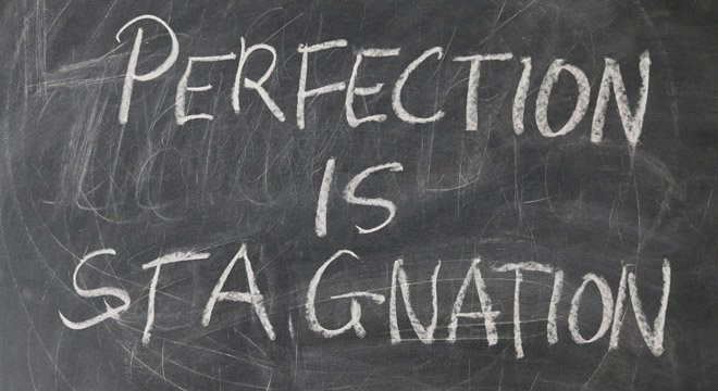 perfektion-ist-stagnation