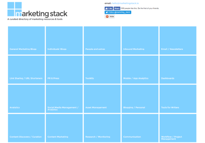 marketingstack