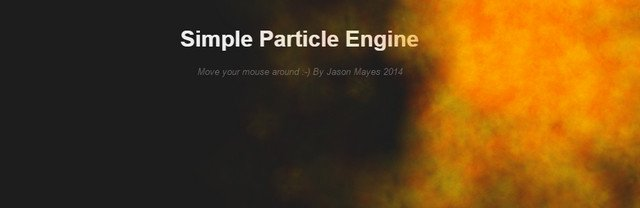 simple-particle-engine
