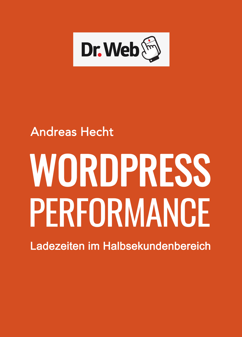 E-Book WordPress Performance von Andreas Hecht