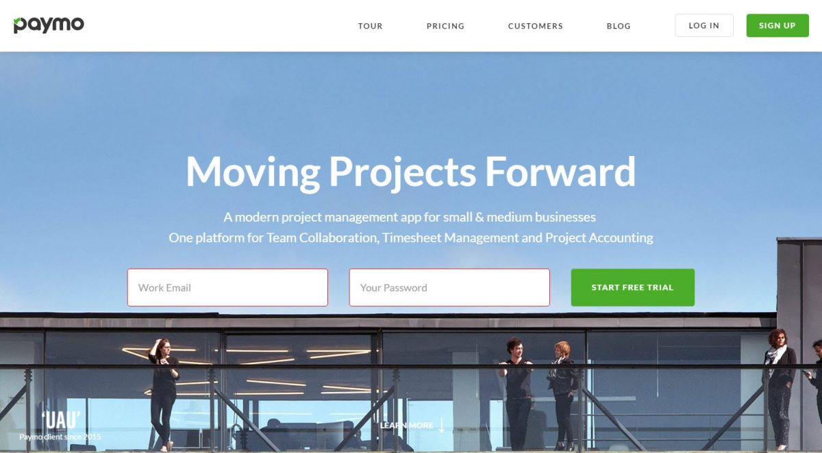 Projektmanagement - Software