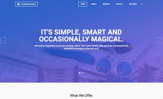 Best Of 2016 100 Kostenlose Html Themes Dr Web