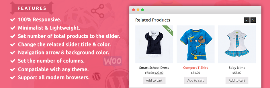Related Products Slider