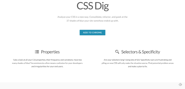 CSS-Dig