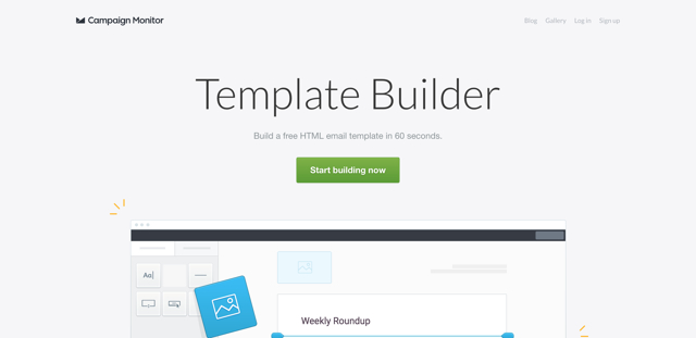 HTML-email-templates Builder