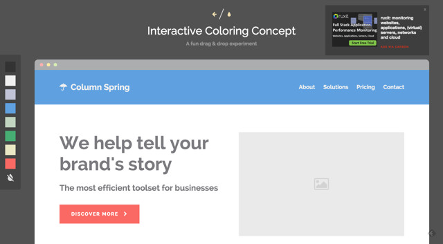 Interactive-Coloring-Concept