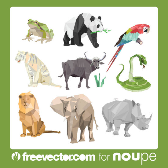Noupe-FreeVector-Animals-550px