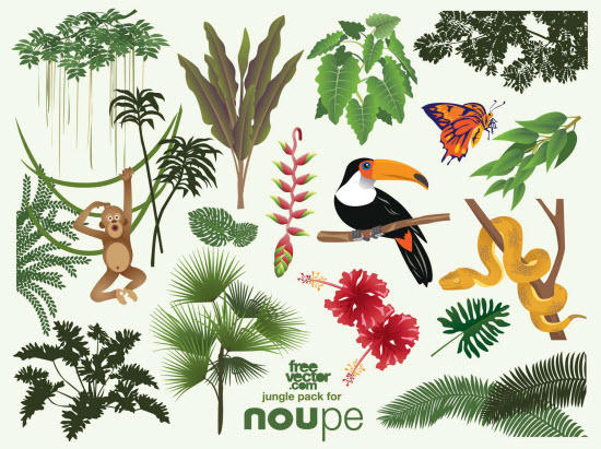 Noupe-FreeVector-Jungle-550px