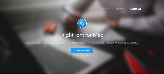 RightFont-for-Mac App