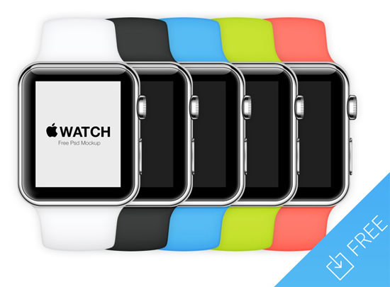 colorful-iwatch