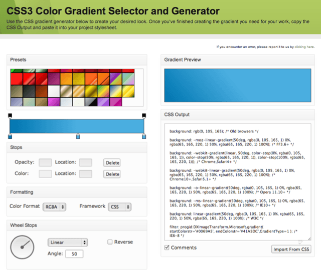 css-color-gradient-generator