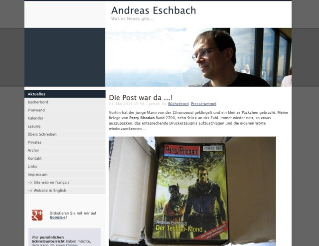eschbach-website