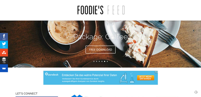 Foodie´s Feed