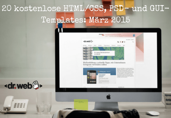html-psd-templates-march-2015-teaser
