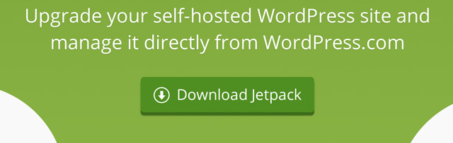 Das Jetpack for WordPress Plugin
