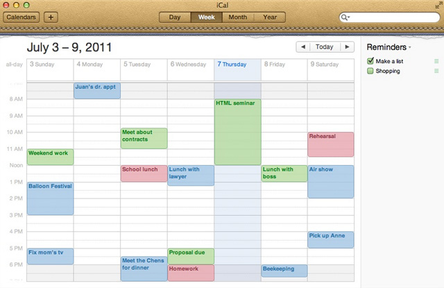 The best cross-platform calendars